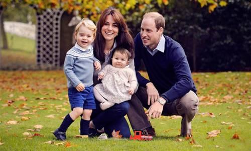 I Principi George e Charlotte in foto 9