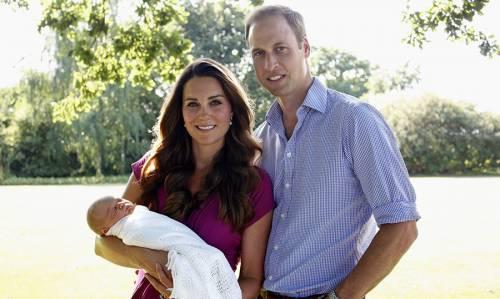 I Principi George e Charlotte in foto 10