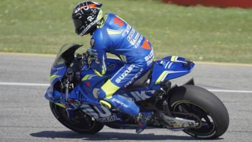 Ufficializzato l'arrivo di Andrea Iannone in Aprilia nel 2019/20