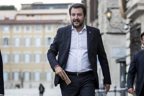 Salvini fa il vero premier e spaventa Di Maio & C.