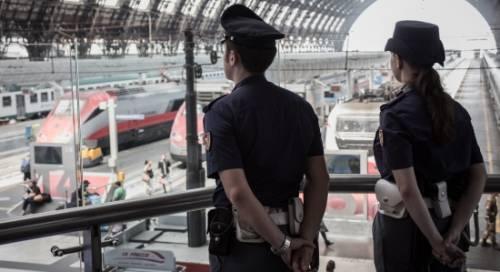"""Nadia, la poliziotta che ha fermato il ladro: """"L'ho placcato e buttato a terra"""""""