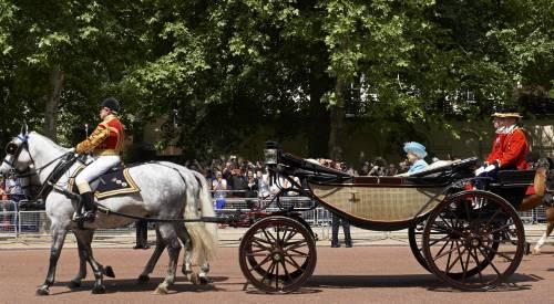 Londra, il compleanno della regina 9