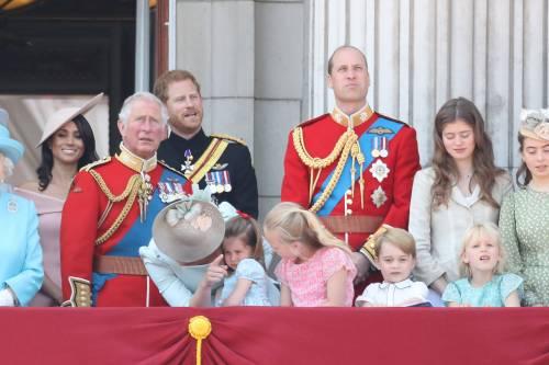 Londra, il compleanno della regina 12