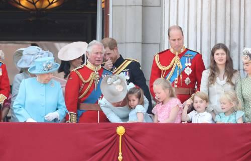 Londra, il compleanno della regina 15
