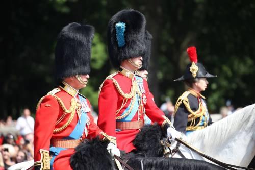 Londra, il compleanno della regina 2