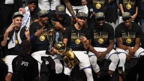 Warriors ancora campioni, ora che fa Lebron?