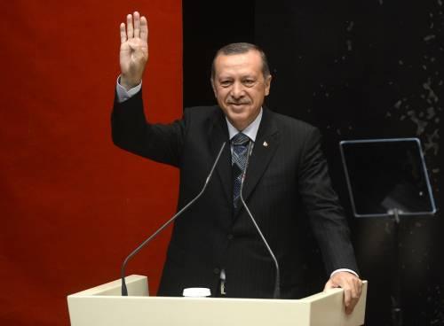"Erdogan attacca ""Date una lezione all'Occidente eleggendomi"""