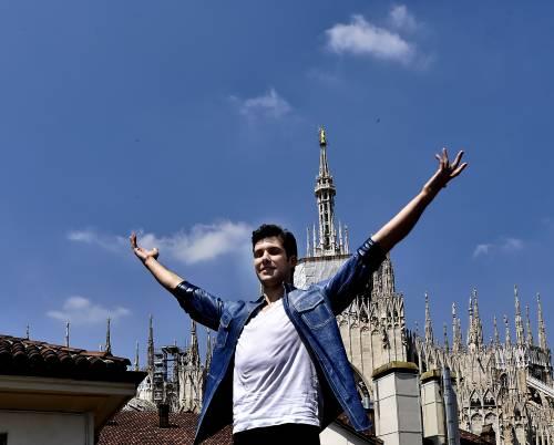Milano On dance con l'arte di Bolle