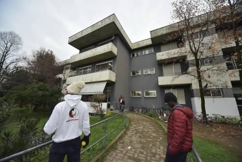 Rissa tra immigrati nell'ostello del nonno della deputata leghista