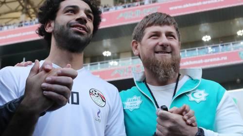 Momo Salah e la sua amicizia pericolosa con il leader della Cecenia