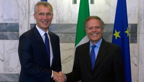 """Nato all'Italia: """"Grazie per i contributi di grande valore"""""""