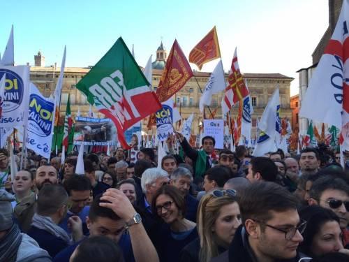 Centrodestra a valanga: trionfo alle Provinciali
