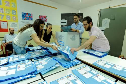 Sondaggi, Lega: +6% rispetto ai 5 Stelle. Cresce Forza Italia