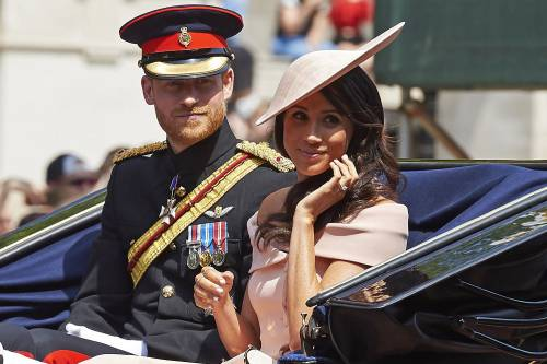 Meghan Markle e Kate Middleton, le foto 4