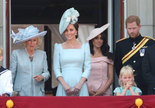Meghan Markle e Kate Middleton, le foto 2