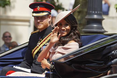 Meghan Markle e Kate Middleton, le foto 8