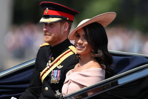 Meghan Markle e Kate Middleton, le foto 9