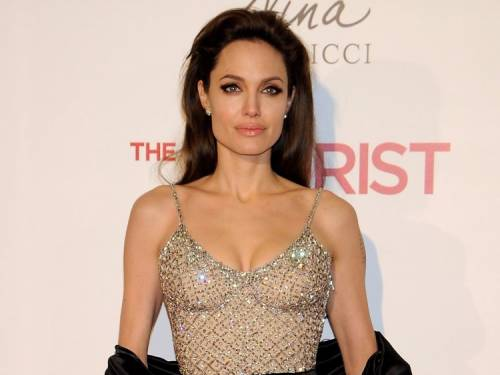 Angelina Jolie, le foto dell'attrice e regista 3