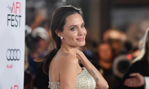 Angelina Jolie, le foto dell'attrice e regista 4