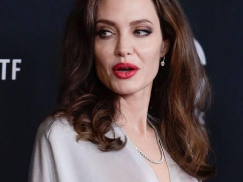 Angelina Jolie, le foto dell'attrice e regista 5