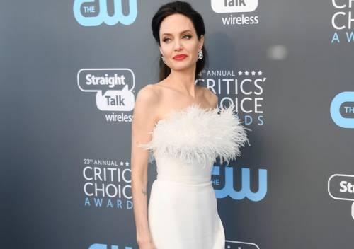 Angelina Jolie, le foto dell'attrice e regista 7