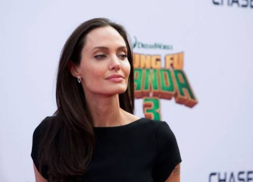 Angelina Jolie, le foto dell'attrice e regista 8