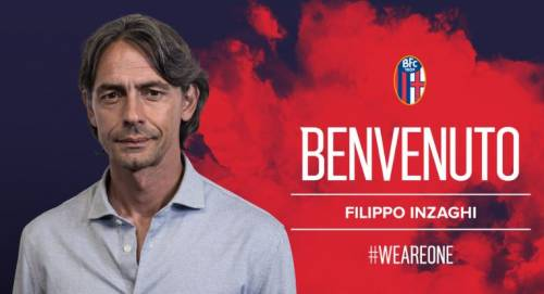 Ufficiale, Pippo Inzaghi nuovo tecnico del Bologna (con il sì di Prodi)