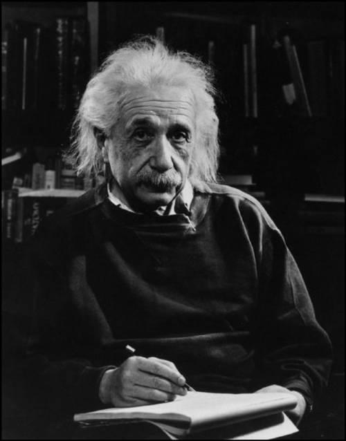 """La profezia (inascoltata) di Einstein: """"Cosa arriverà tra poco..."""""""