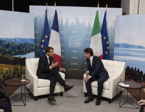 Migranti, disgelo tra Italia e Francia: Macron telefona, Conte andrà a Parigi