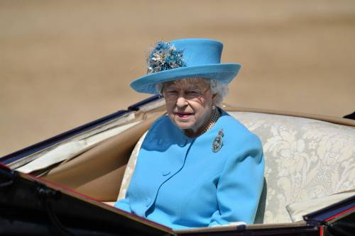 Regina Elisabetta II, le foto del capo del Regno Unito 5