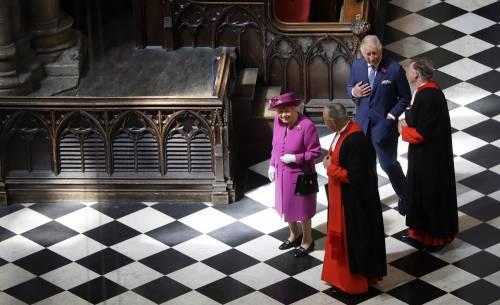 Regina Elisabetta II, le foto del capo del Regno Unito 1