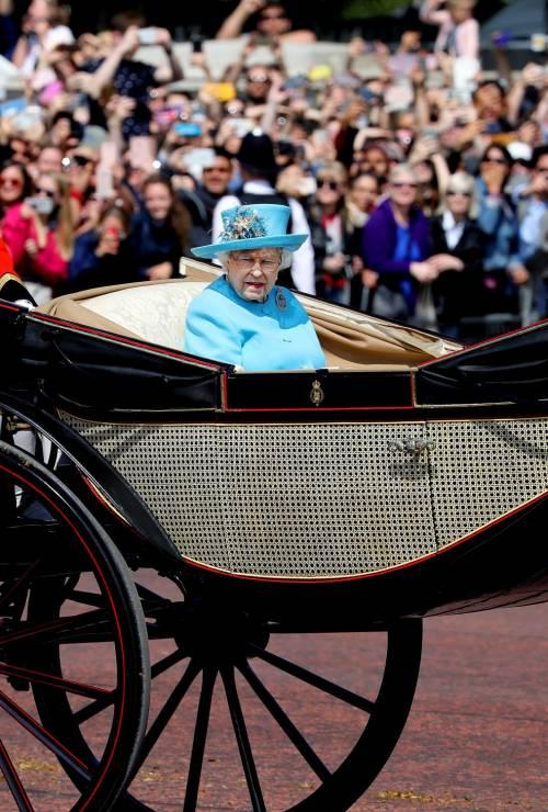Regina Elisabetta II, le foto del capo del Regno Unito 4