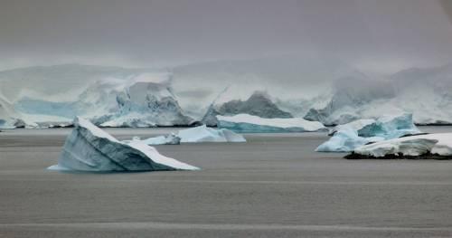 Rilevata in Antartide l'incredibile temperatura di - 98 gradi C°
