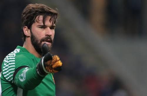 Il portiere Alisson va al Liverpool. La cifra choc per strapparlo alla Roma