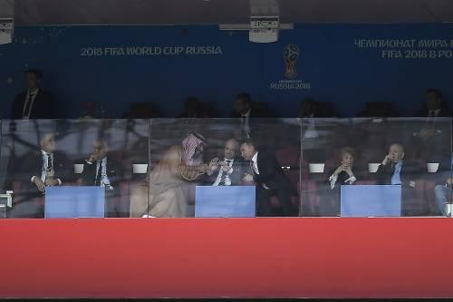 Mondiali 2018, la Russia parte con il piede giusto: secco 5-0 all'Arabia Saudita