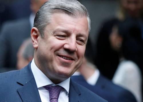 Il premier georgiano si è dimesso