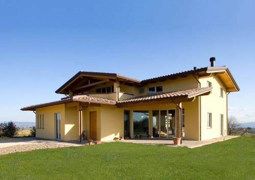 Case in legno, bioedilizia per la ricostruzione nelle Marche