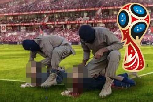 Minacce dell'Isis ai Mondiali di calcio 5
