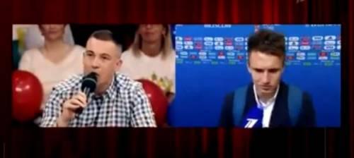 """Mondiali 2018, Golovin perde la pazienza: """"Ti vuole la Juve"""". E lui abbandona lo studio"""