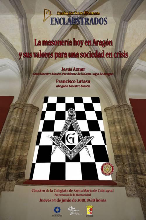 Una chiesa spagnola per una conferenza della massoneria