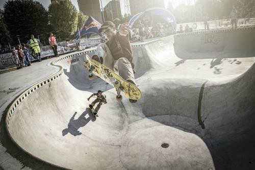 """Red Bull Skate Week: una settimana """"di strada"""" che animerà Milano"""