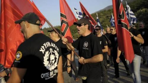 Deputato di Alba Dorata invoca il golpe contro Tsipras