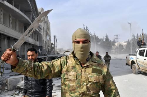 Erdogan sta usando i jihadisti per sottomettere i curdi in Siria
