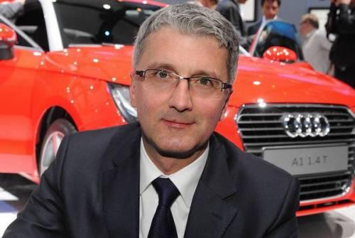 Dieselgate: arrestato il ceo di Audi, gruppo Volkswagen