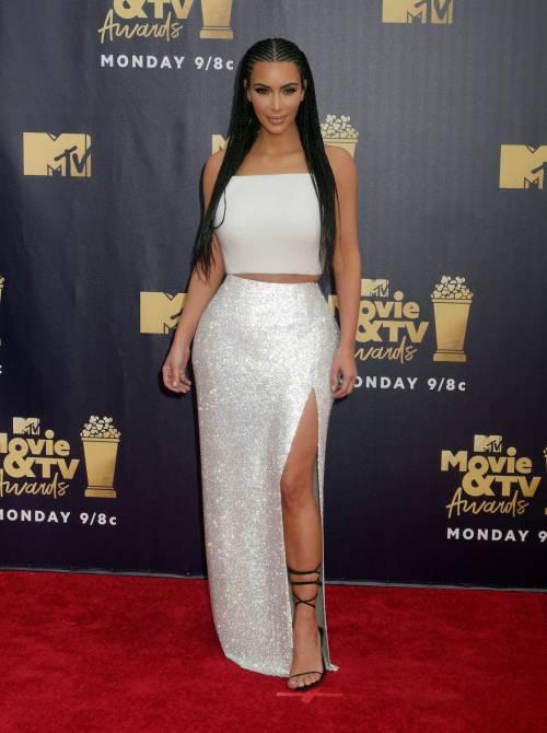 Kim Kardashian sexy agli Mtv Music Awards 3