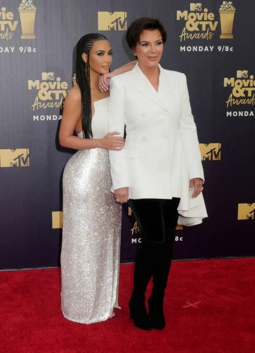 Kim Kardashian sexy agli Mtv Music Awards 5