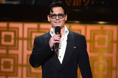 Johnny Depp, look sexy