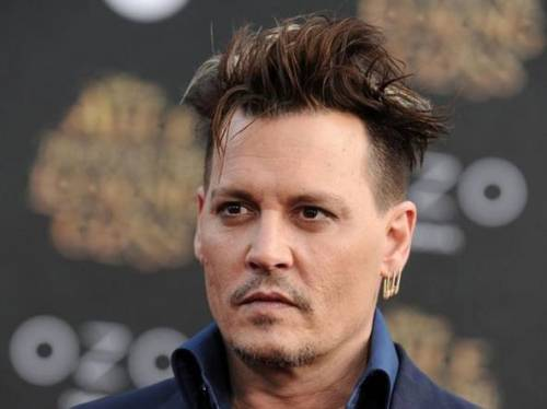 Johnny Depp, look sexy 5