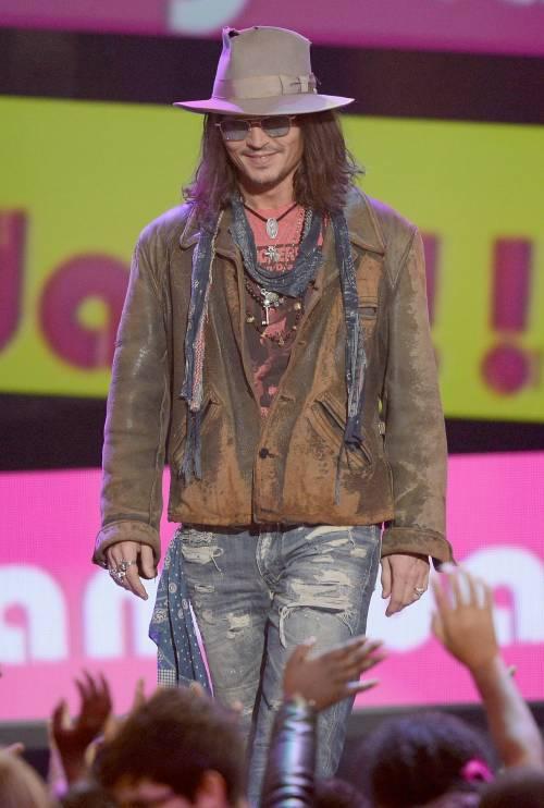 Johnny Depp, look sexy 11