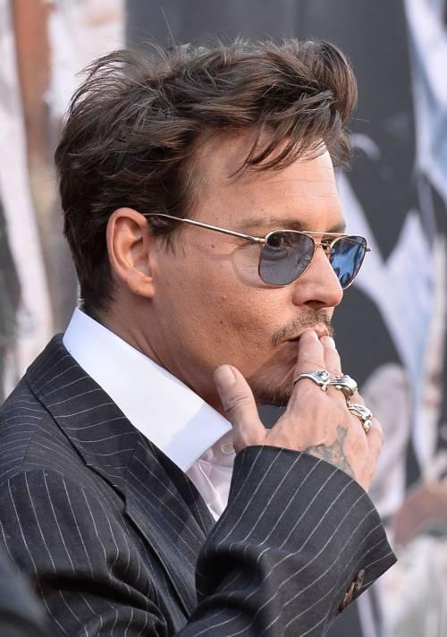 Johnny Depp, look sexy 13